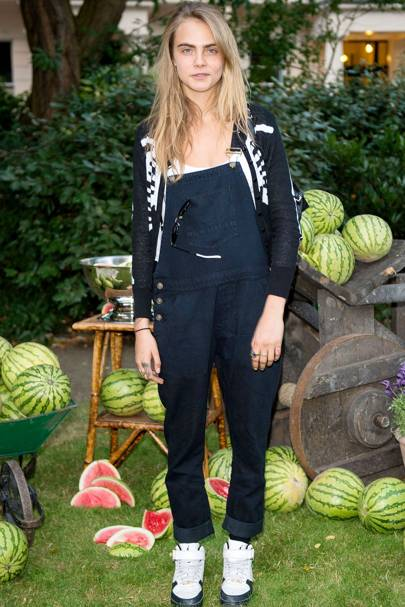 Club Monaco Garden Party, London