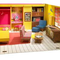 Barbie's 1962 Dreamhouse