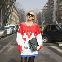 Katya Klimova, fashion director