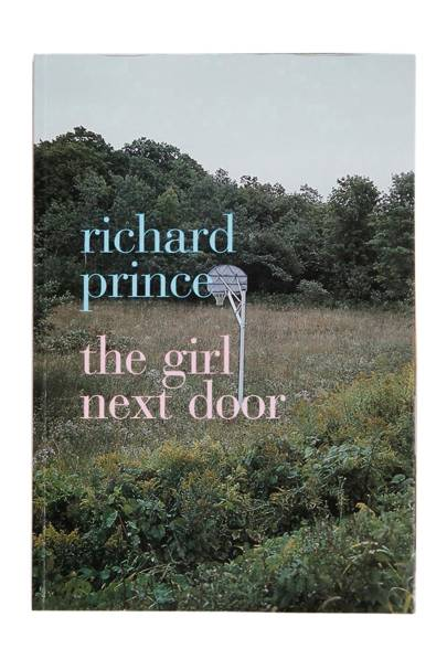Richard Prince - The Girl Next Door