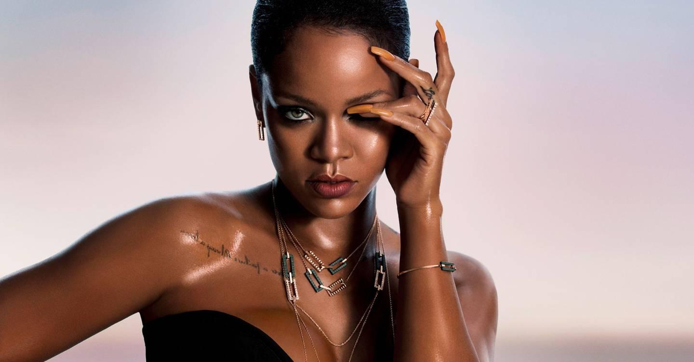 0f1213135b54 Rihanna s Fashion Collaborations Campaigns - Dior