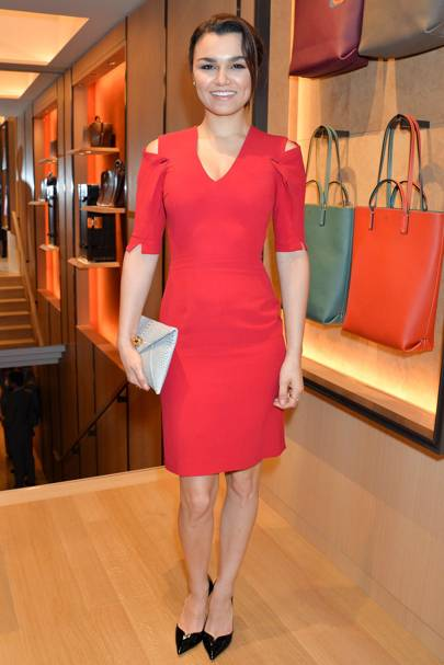 Moynat boutique opening, London - March 12 2014