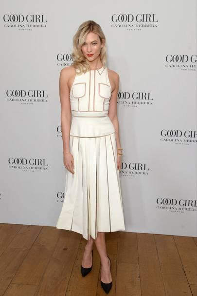 Carolina Herrera 'Good Girl' fragrance launch party, London – January 25 2018