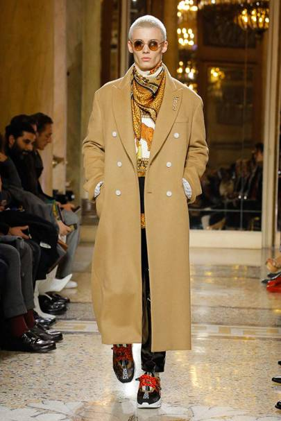 Versace Autumn/Winter 2018 Menswear collection
