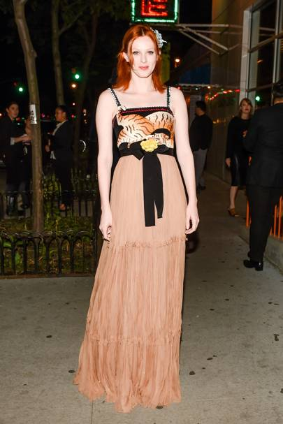 Gucci Dinner, New York – June 4 2015