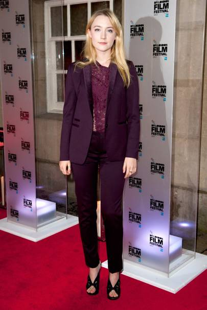 BFI London Film Festival Awards, London – October 19 2013