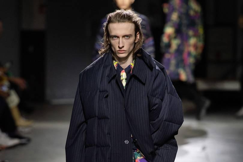 5eb0cf8b8b Dries Van Noten Autumn Winter 2019 Menswear show report