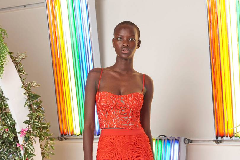 2fcbd985954 Milly Spring/Summer 2018 Ready-To-Wear show report | British Vogue
