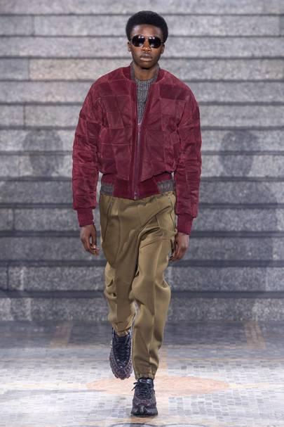 8ed7ed2259a Ermenegildo Zegna Autumn Winter 2019 Menswear show report