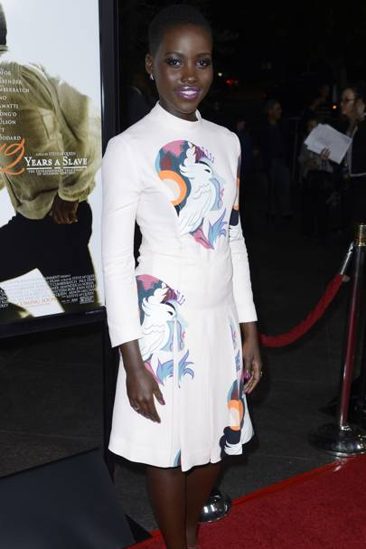 12 Years A Slave premiere, LA - October 14 2013