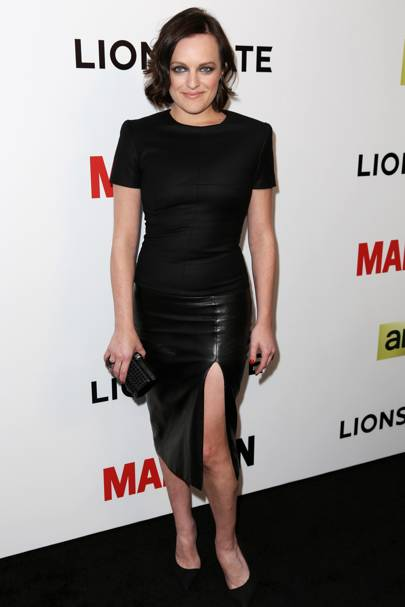 Mad Men season seven premiere, LA - April 2 2014