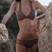 Perissa Halter Bikini by Lisell Hiller