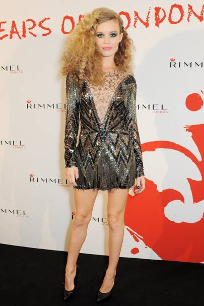 Rimmel London: 180 Years Of Cool Party, London - October 10 2013