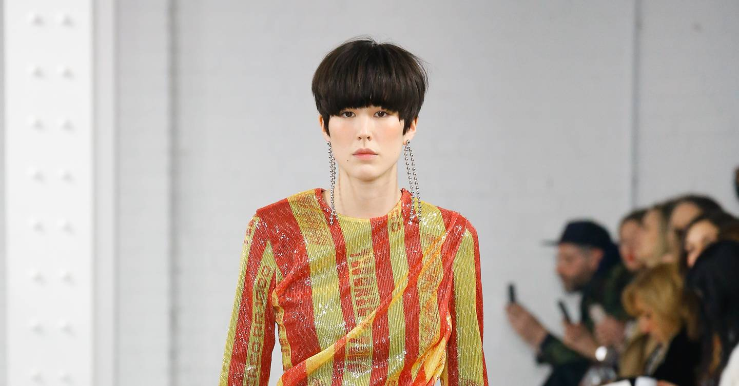 d4741bd86673 House Of Holland Autumn Winter 2018 Ready-To-Wear show report ...