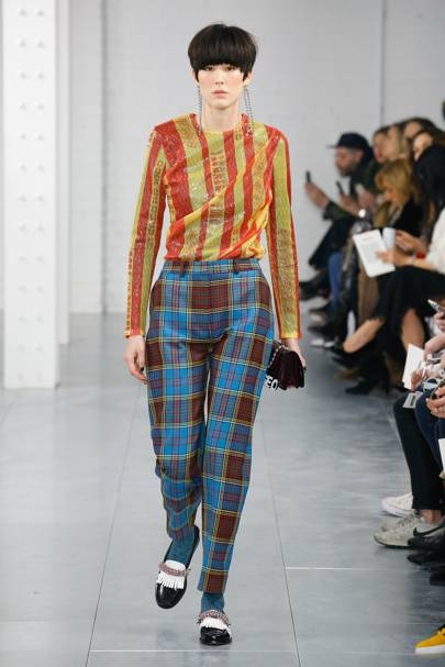 7853c51412 House Of Holland Autumn/Winter 2018 Ready-To-Wear show report ...