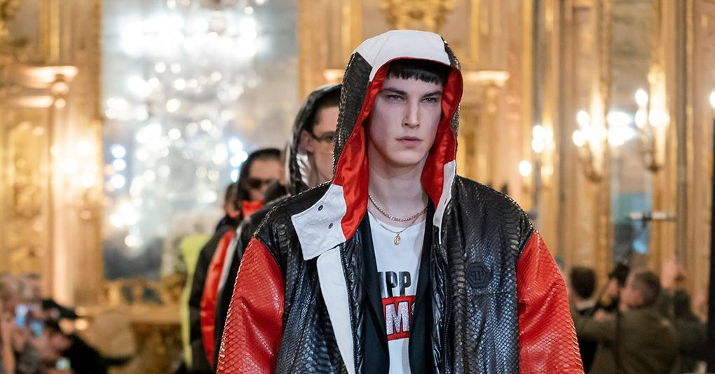 3f1b3caa70c Philipp Plein Autumn/Winter 2019 Menswear show report | British Vogue