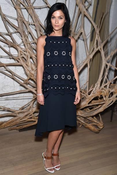 Tiffany & Co. dinner, New York - April 15 2015