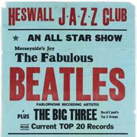 The Beatles Gig Poster