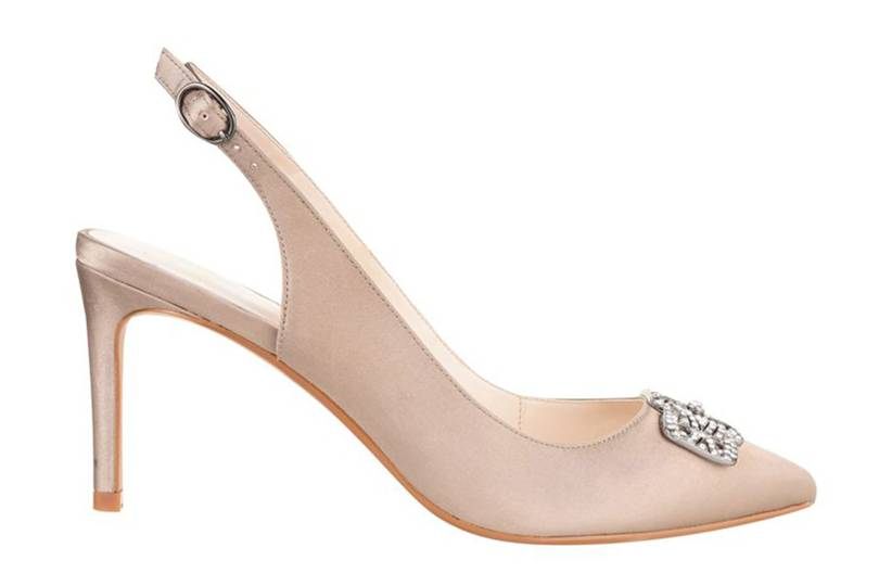 3df8250a7c8 The Best Affordable Bridal Shoes To Shop Now