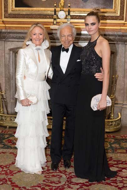 bec7ef36f Royal Marsden Ralph Lauren Windsor Castle - Gala Dinner