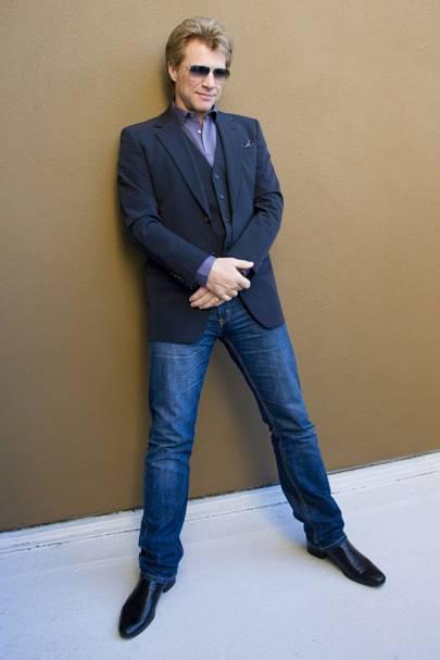 7. Jon Bon Jovi