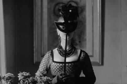 Inside Dior Glamour: The Lola dress
