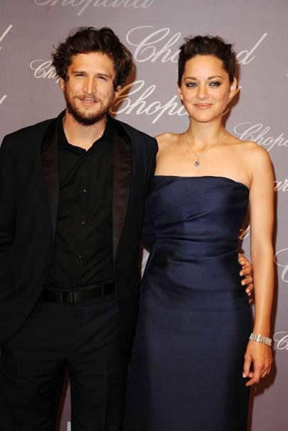 Marion Cotillard Denies Brad Pitt Angelina Jolie Divorce Rumours