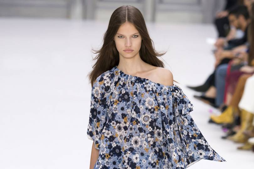 789bba417f Chloé Spring Summer 2017 Ready-To-Wear show report
