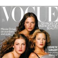Vogue Cover, September 1998