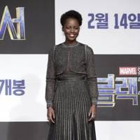 'Black Panther' Premiere, Seoul – February 5 2018