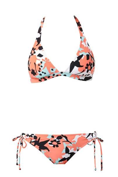 Printed bikini, £70