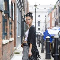Ana Tanaka, model and actress