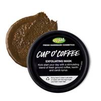 Lush Cosmetics Cup O' Coffee Exfoliating Mask