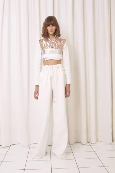 MM6 Maison Margiela Spring/Summer 2018 Ready-To-Wear show report | British  Vogue