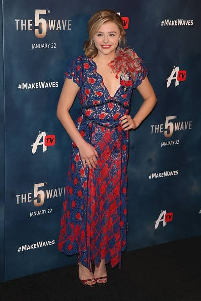 The 5th Wave screening, LA - January 14 2016