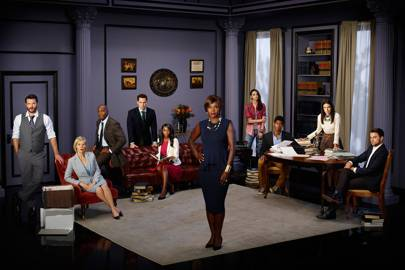 Sexiest TV Cast: How to Get Away with Murder