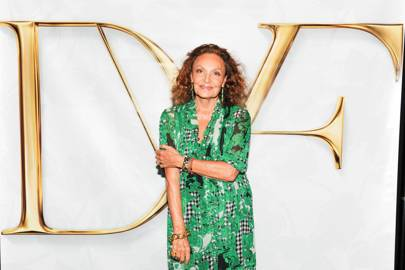 Diane Von Furstenberg: The Doyenne of Glamour