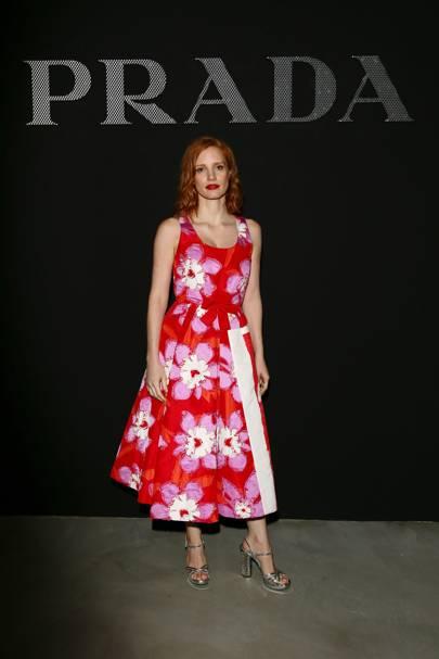Prada menswear show, Milan - June 19 2016