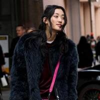 Lina Zhang, model