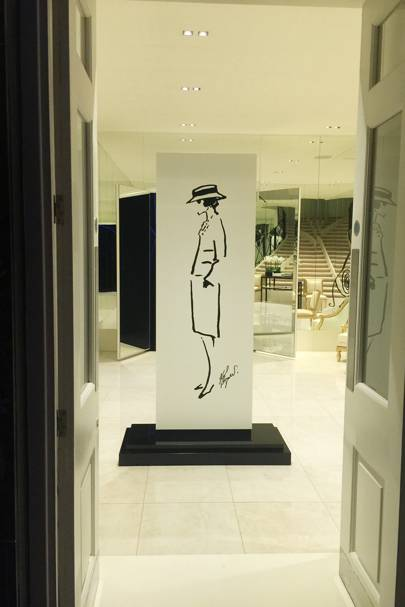 50c8df25d286 Inside Chanel Mademoiselle Prive Exhibition London Preview