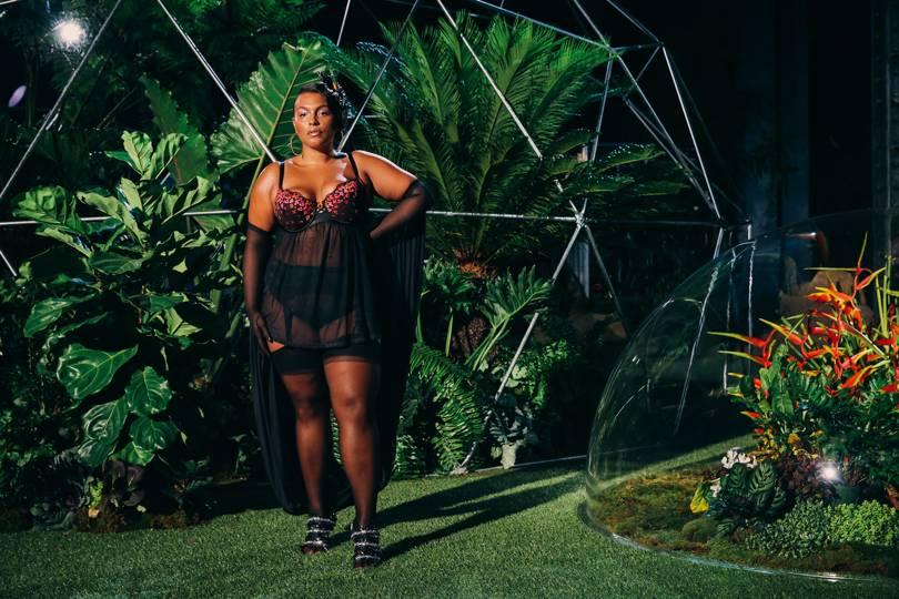 Рианна и её сногсшибательная коллекция нижнего белья 1