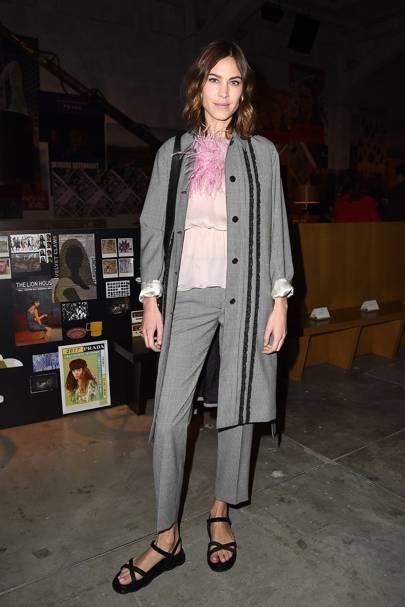 The Prada show - February 23 2017