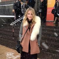 Kristin Tice Studeman, fashion journalist