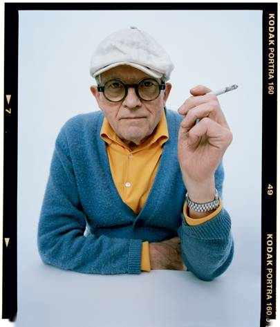 All Hail Hockney