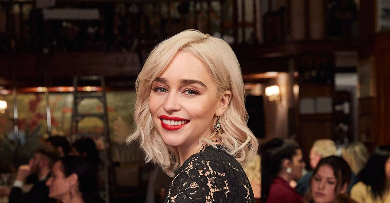 On Beauty: Emilia Clarke