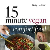 15 Minute Vegan by Katy Beskow