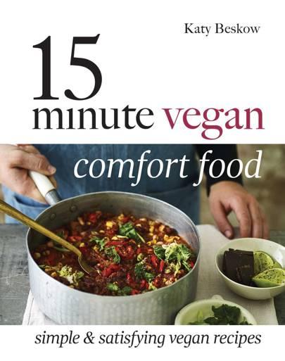 15 Minute Vegan by Katy Beskow