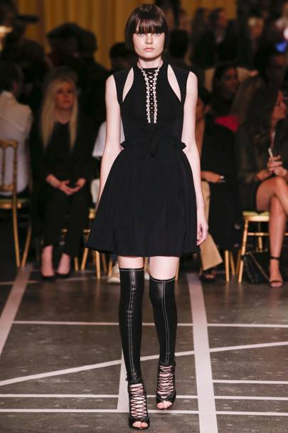 93381a558a Givenchy Spring Summer 2015 Ready-To-Wear show report