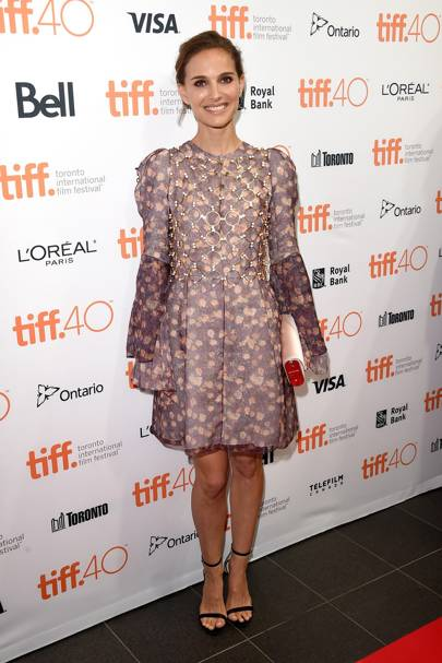 Toronto International Film Festival, Toronto - September 9 2015