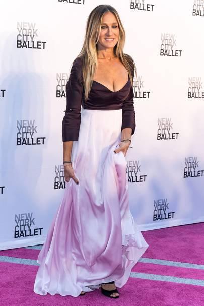 New York Ballet fall fashion gala, New York – September 20 2016